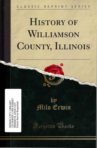 History of Williamson County